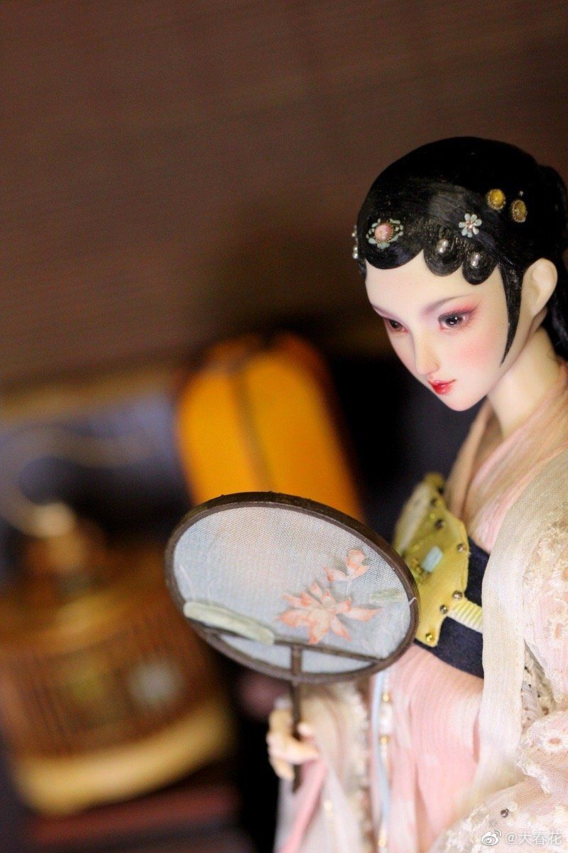 Pin by 心意欢沉 on Chinese dolls in 2020 Chinese dolls