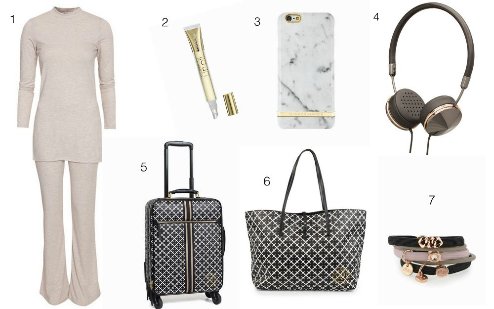 TRAVEL ESSENTIALS by andreabadendyck  #Fashion