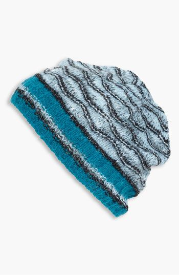 4190bf6b019 Missoni Mohair Blend Knit Cap available at Nordstrom