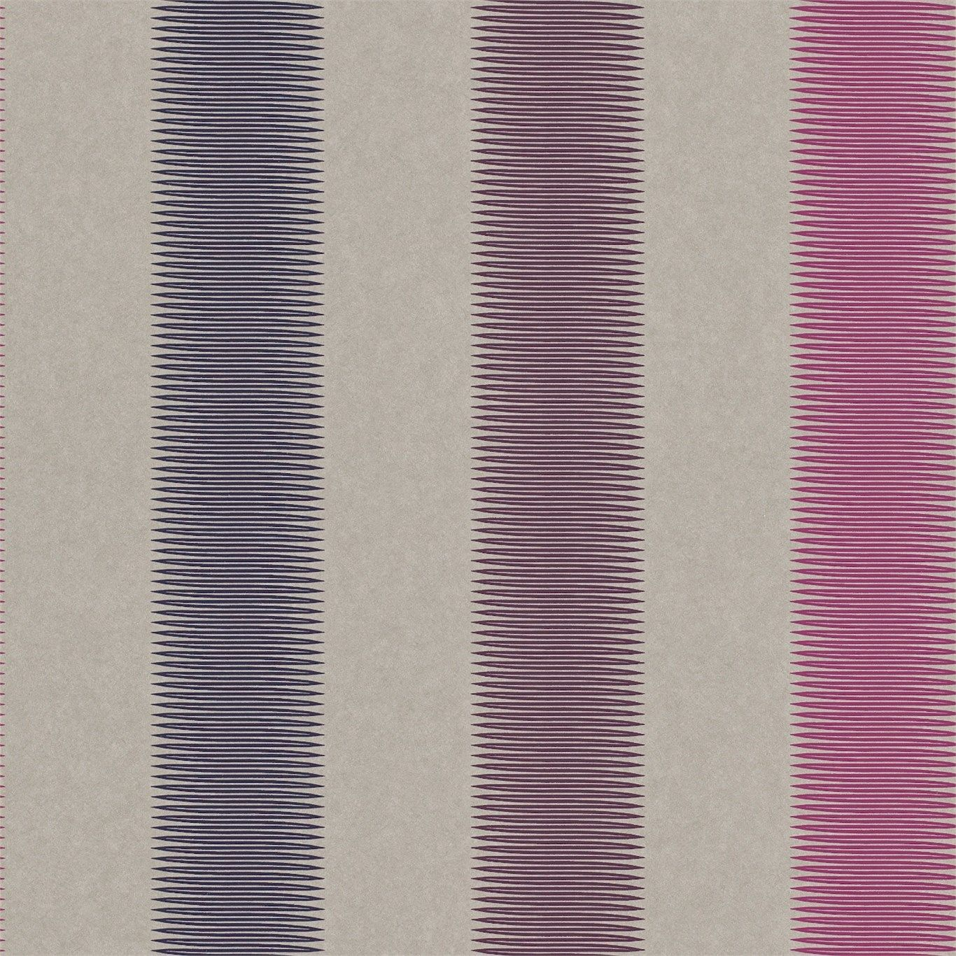 Harlequin designer fabrics and wallcoverings products - Tapete brombeer ...