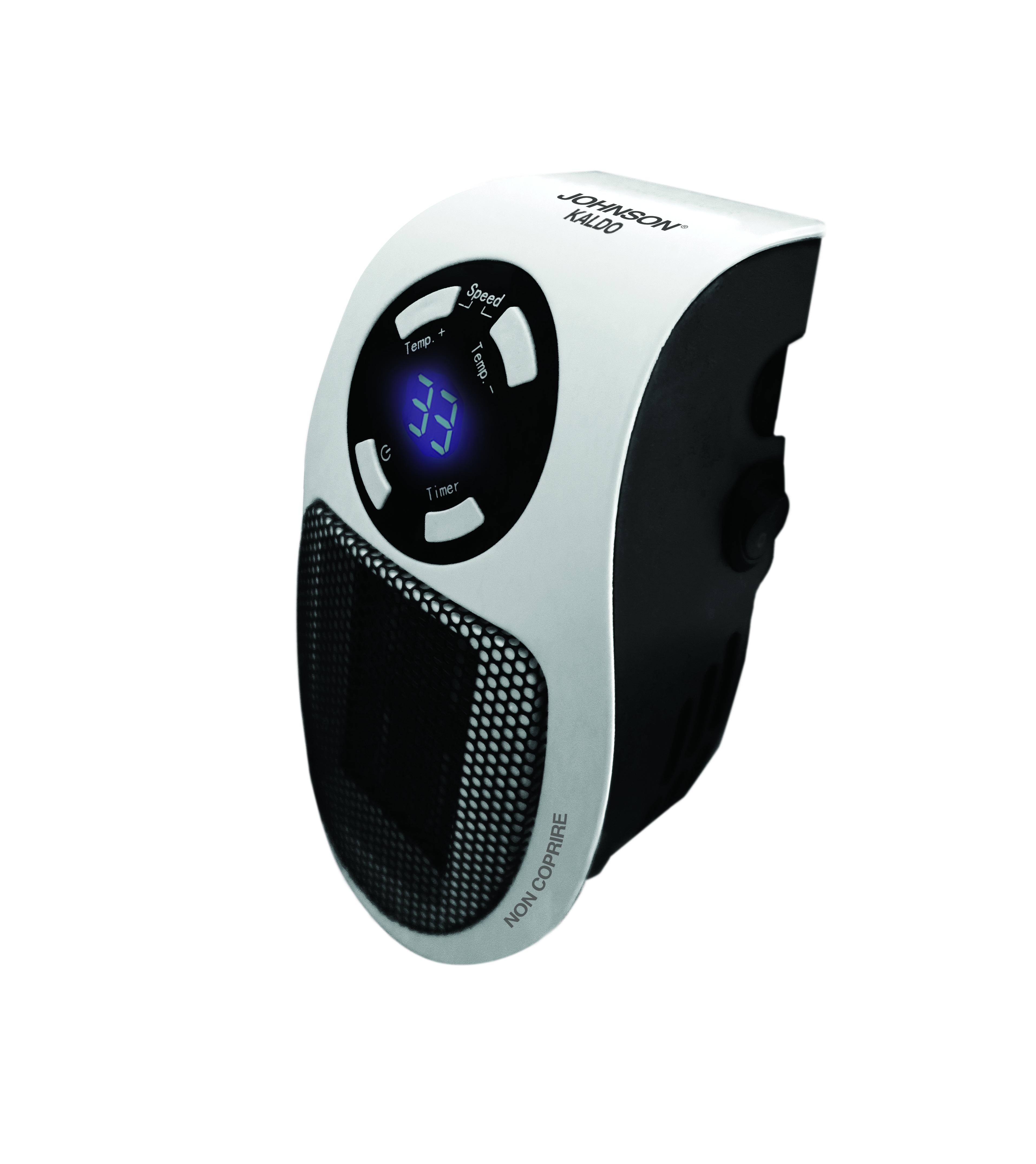 Riscaldare Camera Da Letto kaldo è il termoventilatore portatile con tecnologia
