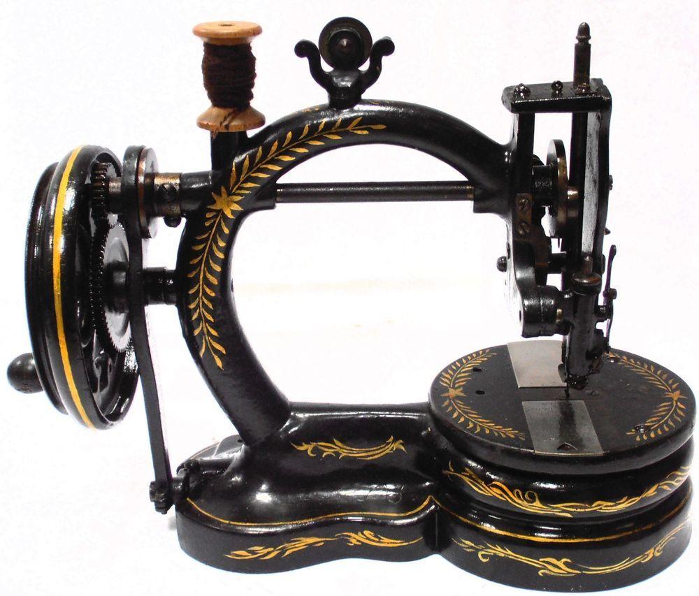 very RARE Antique hand Sewing Machine BUCKEYE by W.G ...