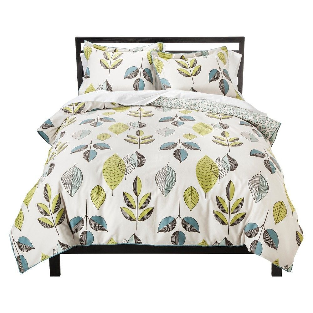 Scandinavian Leaves Bedding Collection