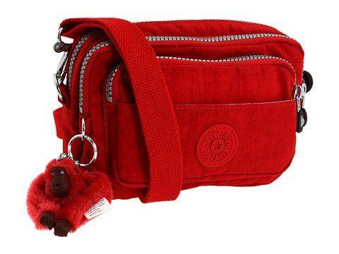 98a42a46a59 Kipling U.S.A. Multiple Belt Bag/Shoulder Bag « Clothing Impulse ...