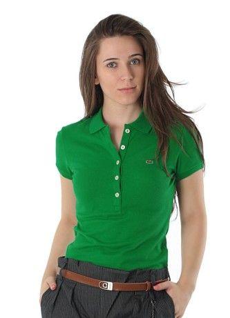9bf8f0ead fotos de camisa polo feminina para trabalhar