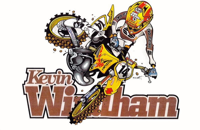 Kevin Windham by Wally Hackensmith | Flickr - Photo Sharing!