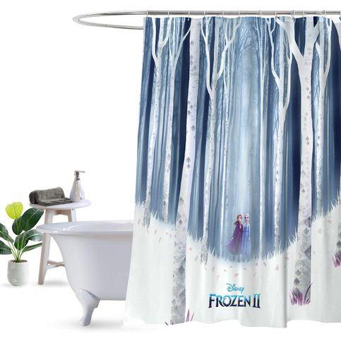 New Best Disney Movie Frozen 2 Poster Shower Curtain 100