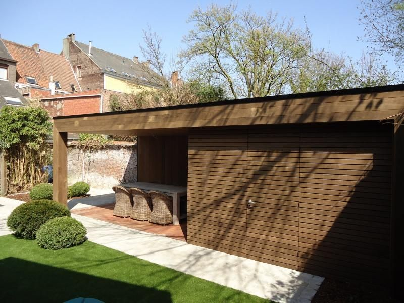 Bijgebouwen pure carpentier hardwood solutions 210 studio in