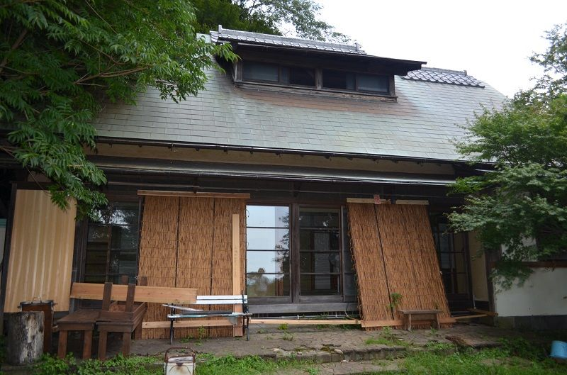 Exteriors Of Japanese Houses Japanese Homes Exterior Traditional Habitat For Humanity Japan