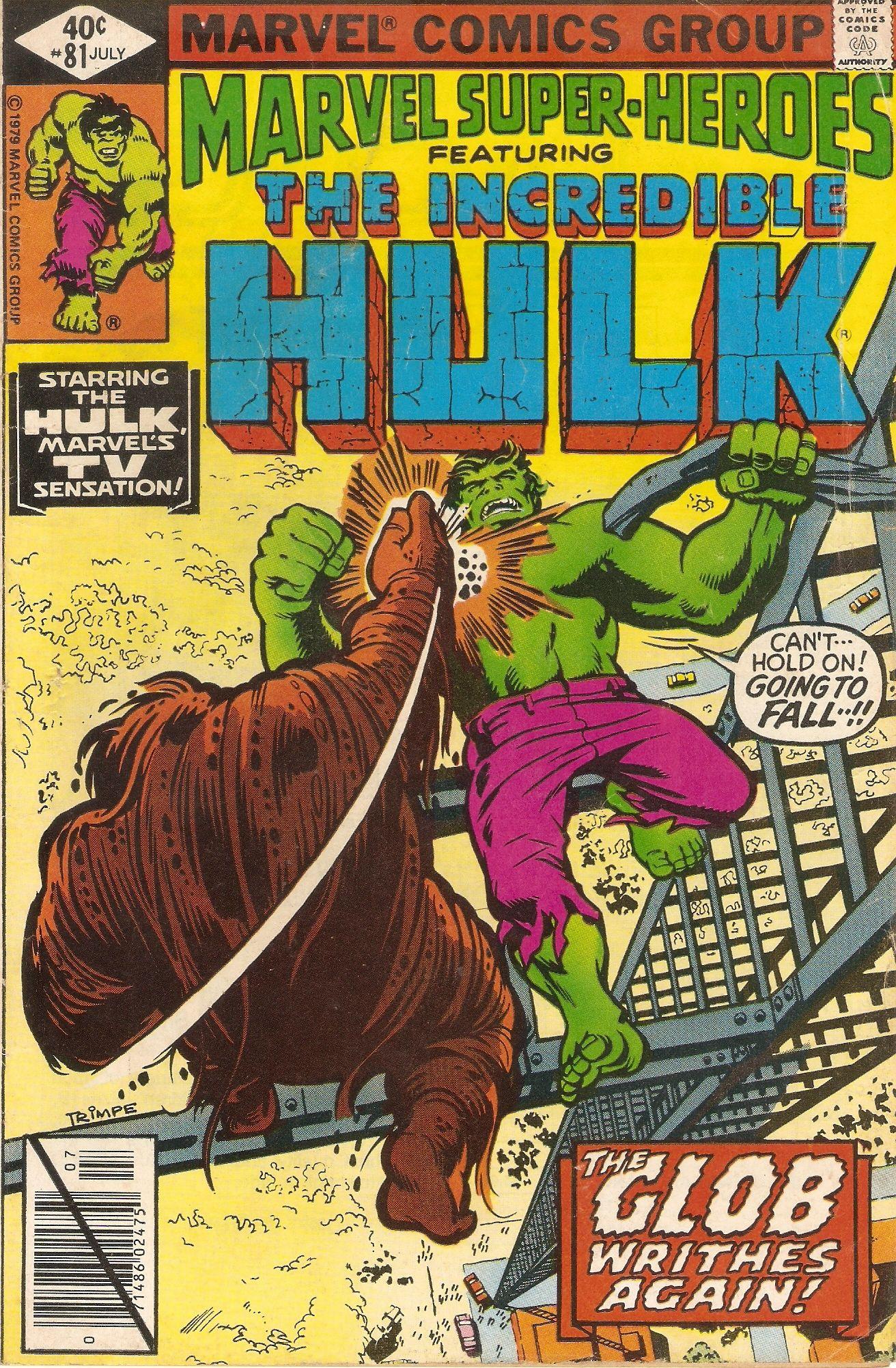 Collectibles Comics 7.5 Beautiful Incredible Hulk #160 Vf
