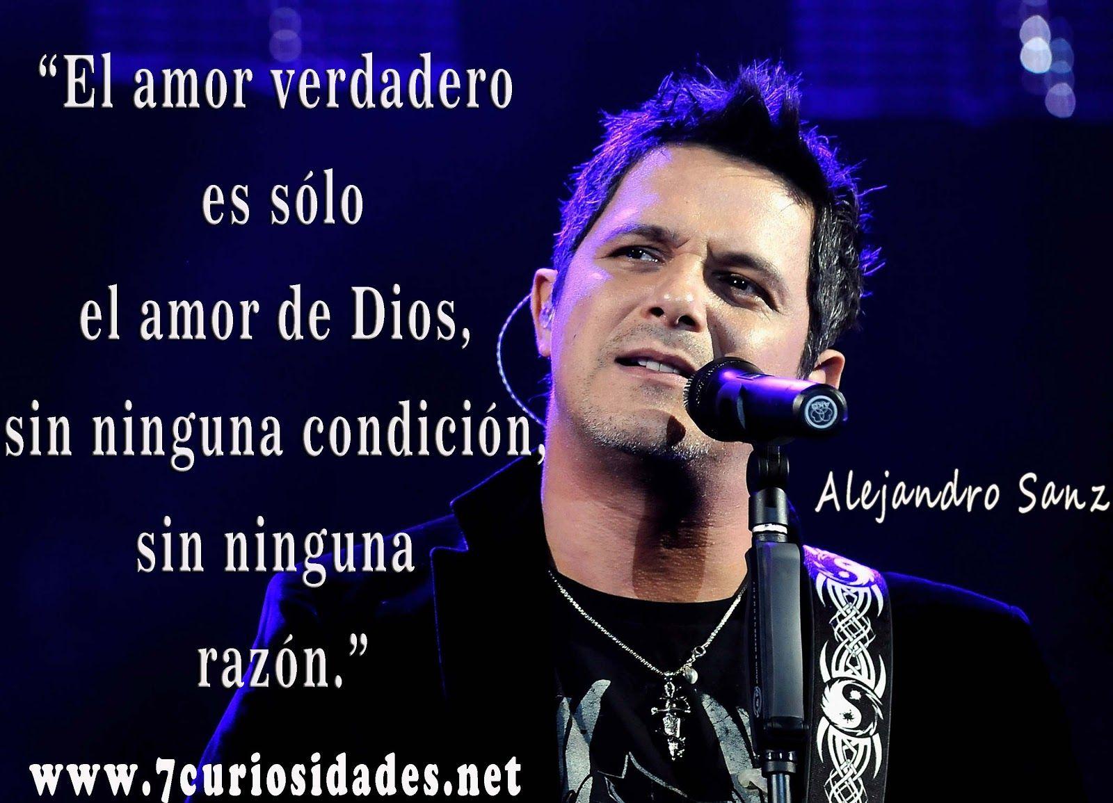 Mensajes Para Yahoo De Alejandro Sanz Ale Sanz Cantantes Españoles Frases De Canciones