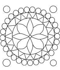 diwali rangoli - pattern | Rangoli patterns, Pattern ...