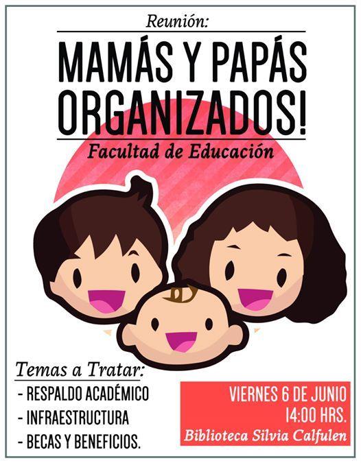 Mamás y Papás organizados