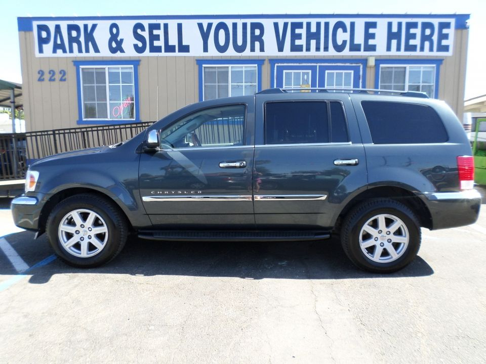 2007 Chrysler Aspen Limited Suv For Sale New Tyres Roof Rack