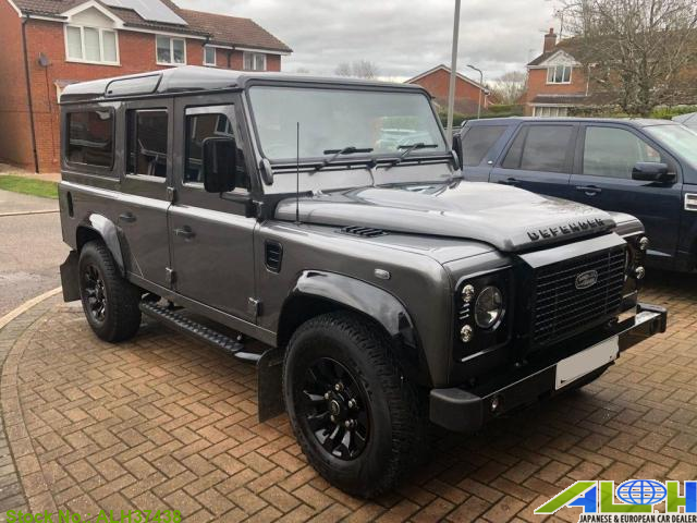 2014 Land Rover Defender 110 2 2 D Xs 7 Seats Station Wagon 5dr Land Rover Defender Suv For Sale Land Rover
