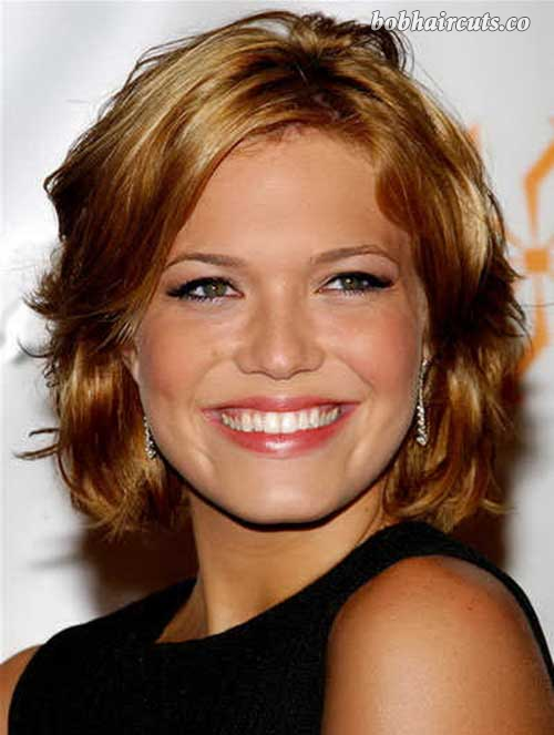 Short Bob Haircuts For Round Faces ShortBobs Short Bobs - Haircut for round face pinterest