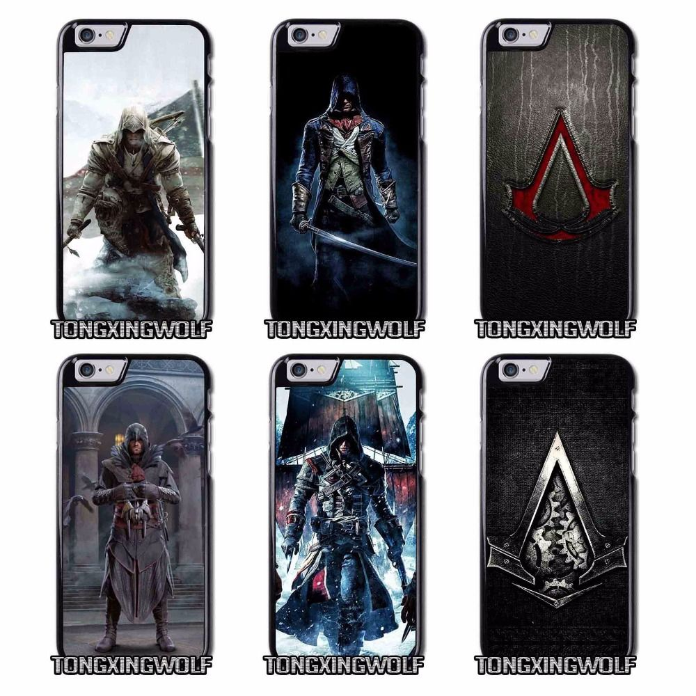 coque assassin's creed huawei