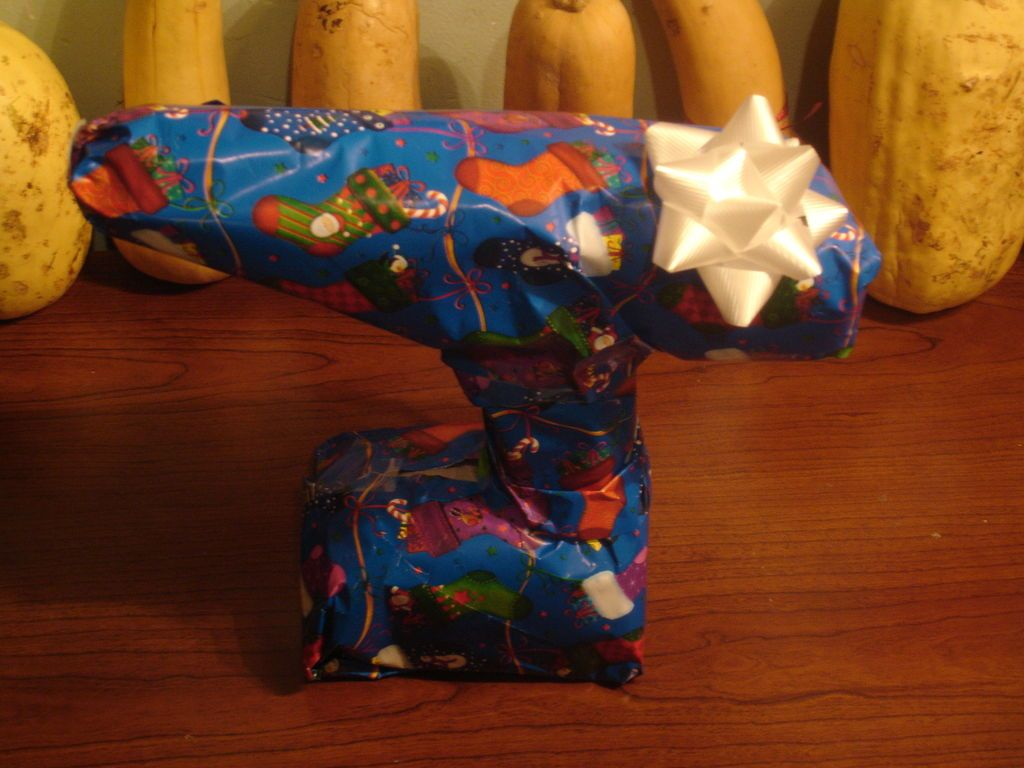 Decoy Gift Wrapping Gift Wrapping Gifts Homemade Gifts