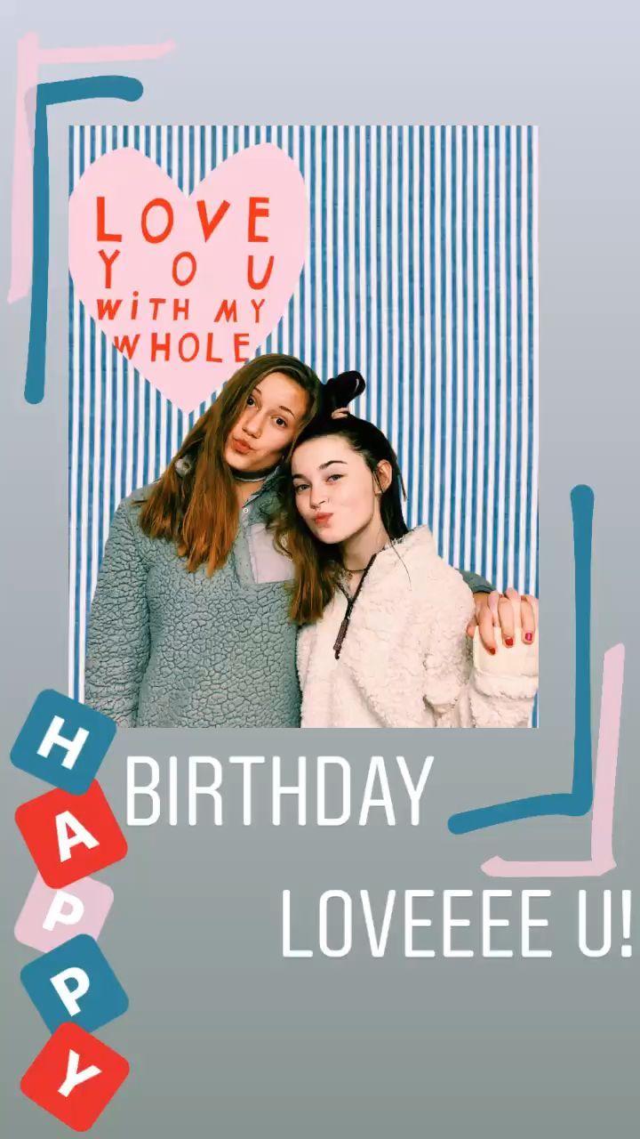 Stories Creative Instagram Stories Friends Instagram Birthday Post Instagram