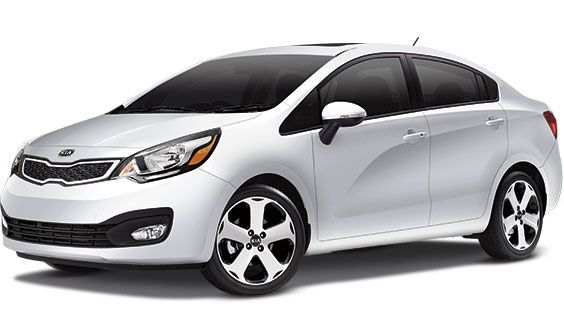 2014 Rio With Its Outstanding Driving Dynamics And Exceptional