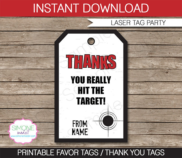 Laser Tag Party Invitation Templates | baron | Pinterest | Laser tag ...