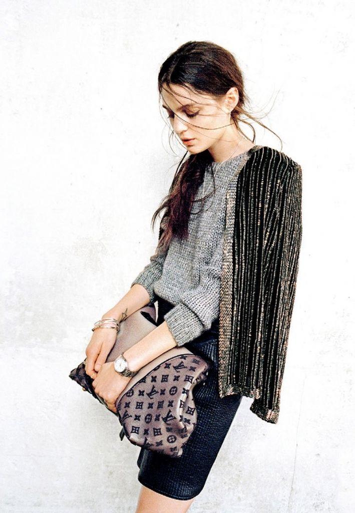 Vogue Spain July 2013