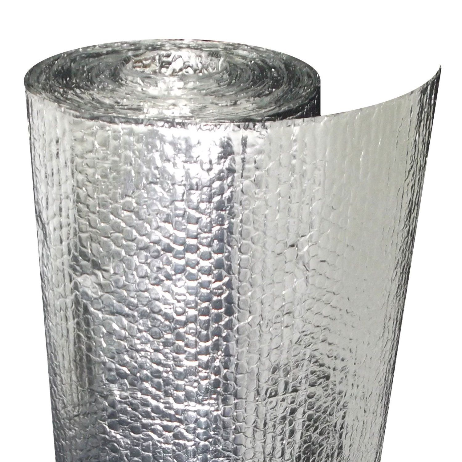 Photo of a roll of foil-faced bubble wrap | LIGHT BULB MOMENT ...