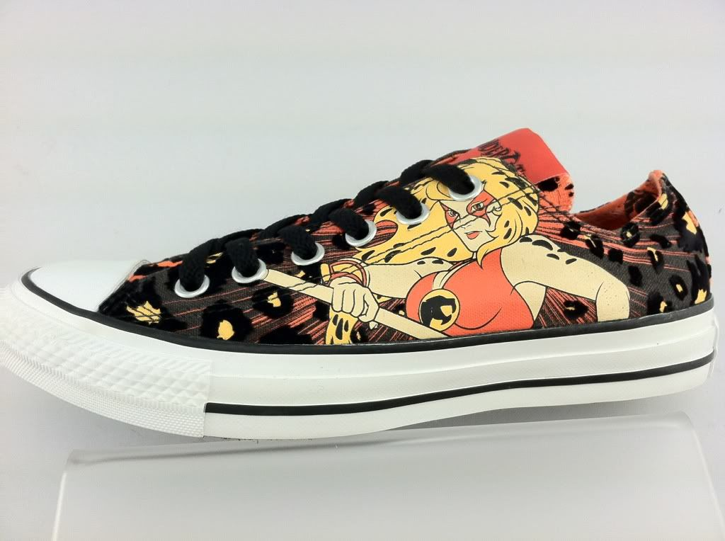 5d9c97ef5d2 Officially Licensed Thundercats Converse Shoes
