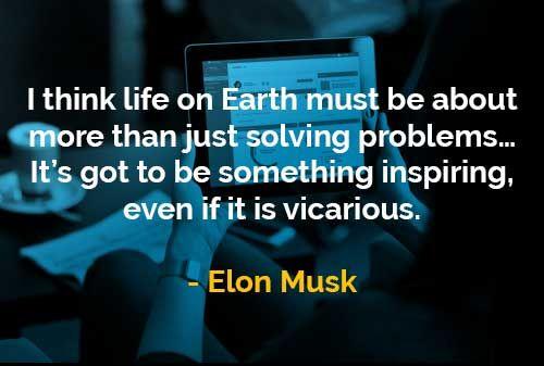 Kata Bijak Elon Musk Cikimm Com