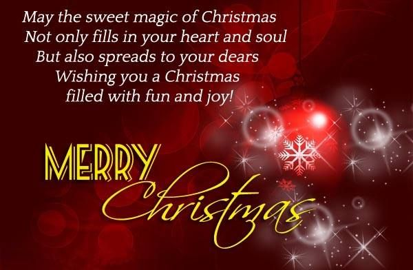 merry christmas greetings for facebook Merry Christmas Quotes - christmas wishes samples