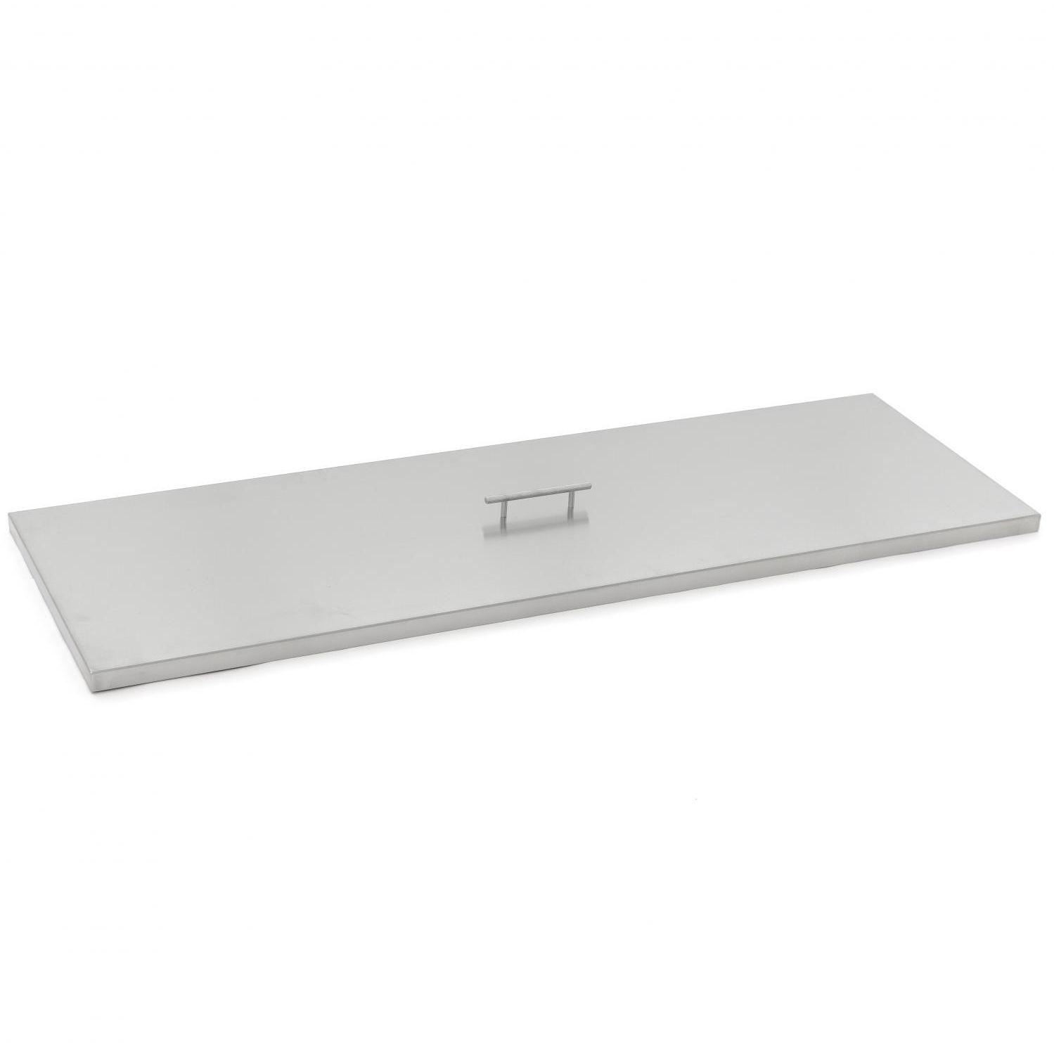 Lakeview 51 Stainless Steel Burner Lid Fits 48 Rectangular
