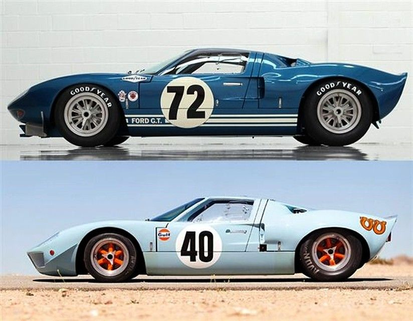 Rarest American Cars 1964 Ford Gt 40 Supercar Ford Gt Ford Classic Cars Ford Gt40