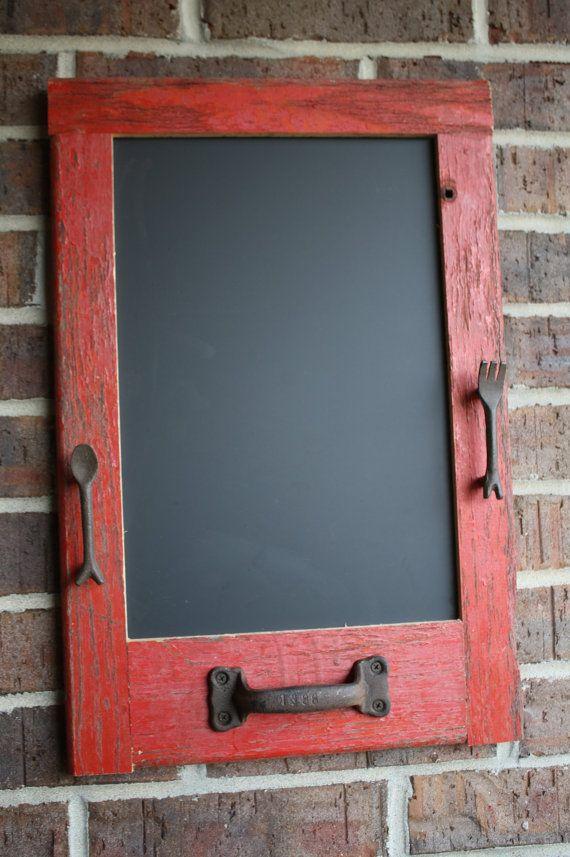 Always useful chalkboard!