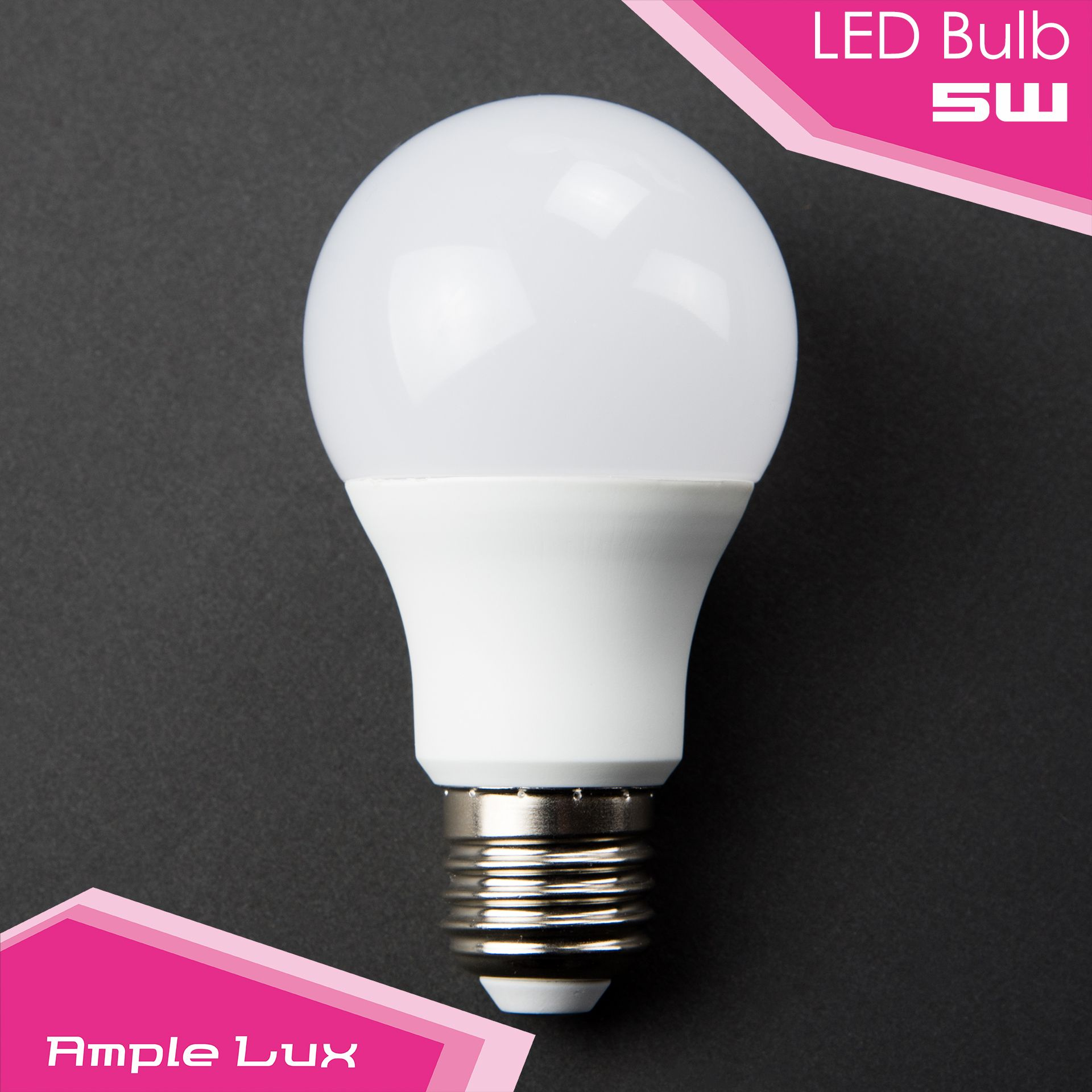 Ample Lux Led Bulb Is Designed To Resemble And Replace The Incandescent Or Halogen Lamp Up To 85 Energy Saving And Longer Lifespan Led Bulb Bulb Halogen Lamp