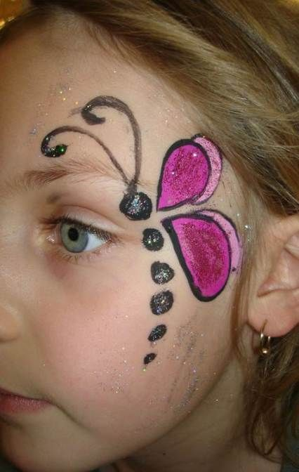 54 Ideas Painting Animal Easy For Kids Face Painting Easy Girl Face Painting Face Painting Designs