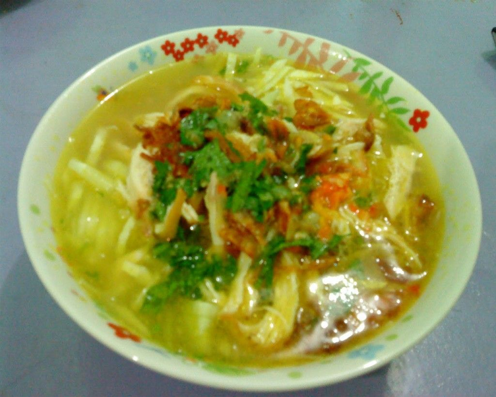 Resep Cara Membuat Masakan Soto Ayam Enak Khas Ambengan Berikut Ini Mudah Praktis Dan Sederhana Cara Memasak Resepnya Bahan R Resep Ayam Masakan Indonesia