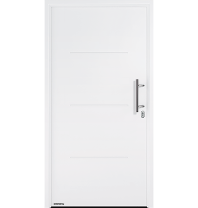 Hörmann entrance door  Thermo65 and Thermo46 steel doors