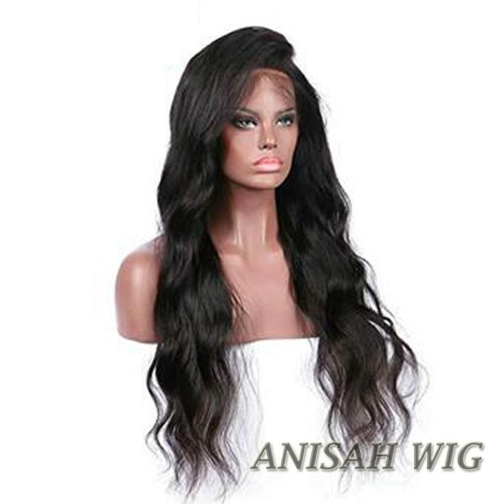 Long Wave Human Hair Lace Front Wig/ Full Lace Wig #lacewigs