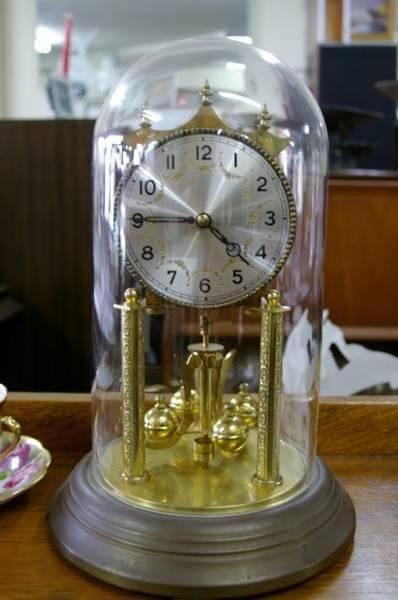 "Black Forrest ""Kundo"" 400 Day Anniversary Clock 