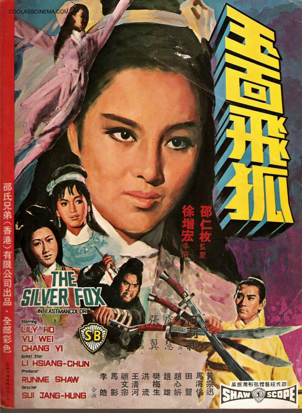 the silver fox | MMMovies | Movie posters, Hong kong movie