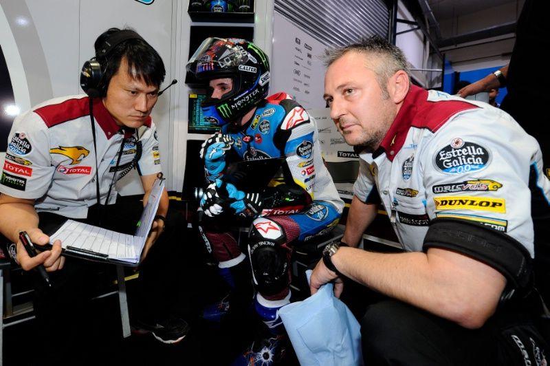Alex Marquez Qatar Moto2 2015