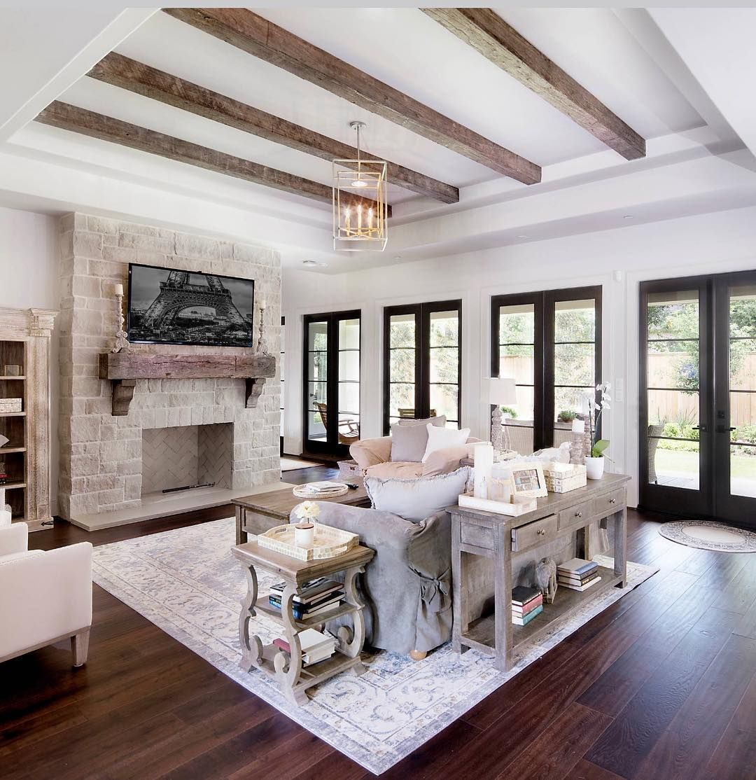 Houzz Home Design Ideas: @txrootshome On Instagram: Amazing Living Room! Loving