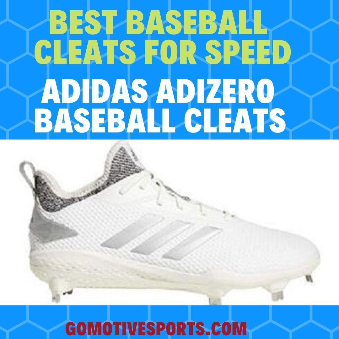 Adidas Adizero Baseball Cleats Baseball Cleats Baseball Better Baseball