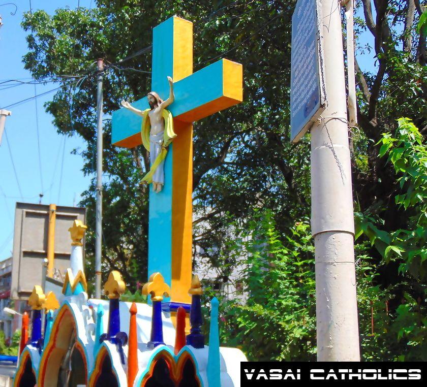 Milagres Cross, Vasai