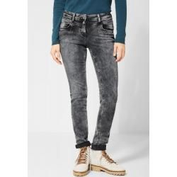Slim Fit Jeans für Damen #womenswinterfashion