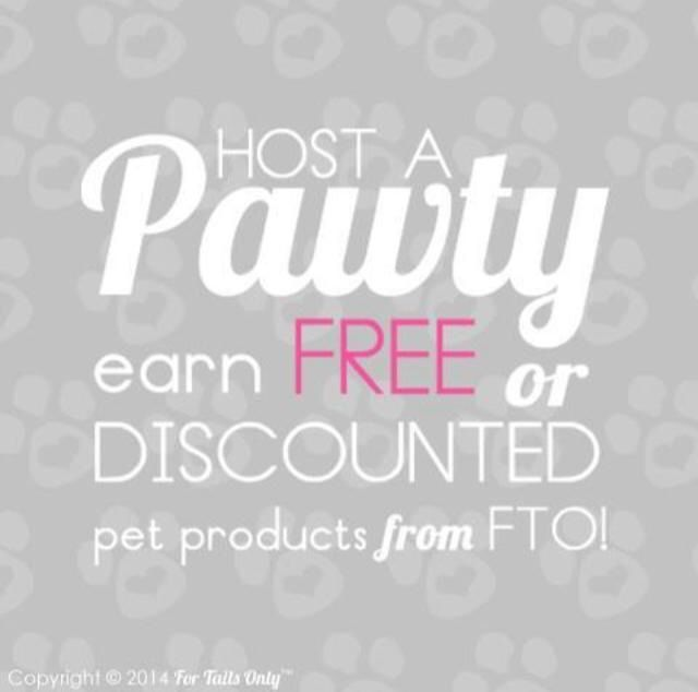 How a pawty and earn free product