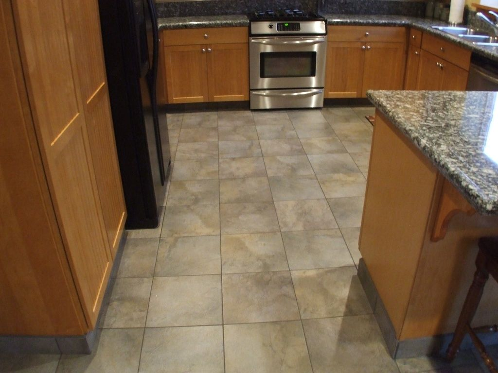 tile kitchen floors pictures   Tile Care and Maintenance ...