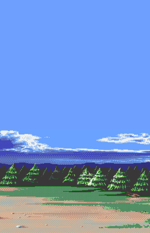 Beautiful Pixel Art Landscape Pixel Art Landscape Pixel Art Phone Wallpaper