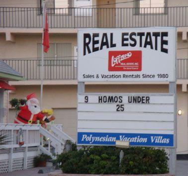 bad real estate