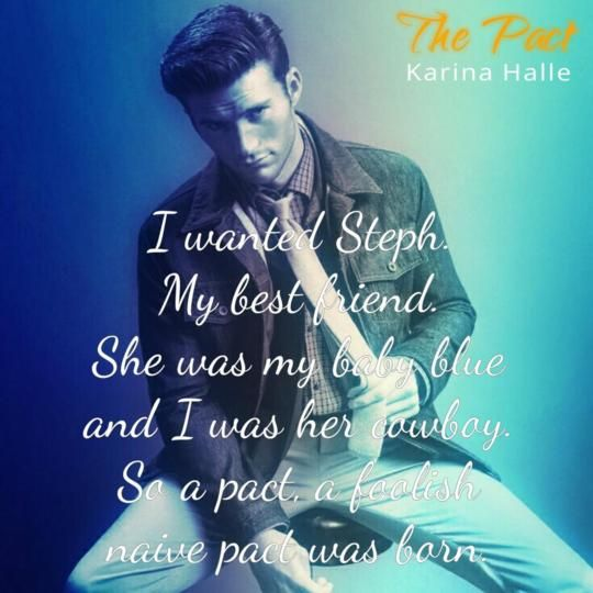Linden Mcgregor From The Pact By Karina Halle Book Boyfriends Favourite Romance Books Romance Books Quotes
